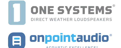 Now representing One Systems / On Point Audio